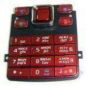 фото Nokia Клавиатура 6300 Red