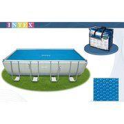 фото Intex Тент антиохлаждение для бассейнов 732х366 см. (29027) [3971624584]