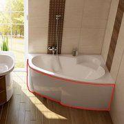фото Ravak Панель для ванны ASYMMETRIC 170 R (CZ49100000)