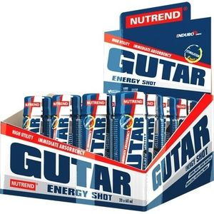 фото Nutrend Gutar Energy Shot 20x60 ml