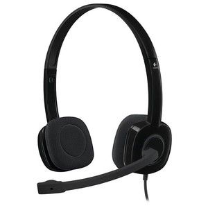 фото Logitech Stereo Headset H151 (981-000589)
