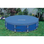 фото Intex Тент для каркасных бассейнов 58411