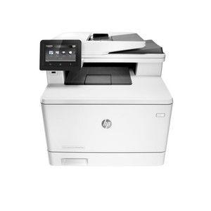 фото HP Color LaserJet Pro M477fnw (CF377A)
