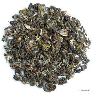 фото Teahouse Чай зеленый листовой TH Зелёная Улитка п/э 250г