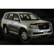 фото EGR Защита фар Toyota LAND CRUISER 200 (карбон)