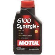 фото Motul 6100 Synergie+ 5W-30 1л