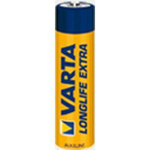 фото Varta AAA bat Alkaline 2шт LONGLIFE EXTRA (04103101412)