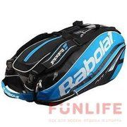 фото Babolat Racket Holder X 9 Pure drive blue 2015 year (751105/136) [2026153]