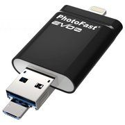фото PhotoFast 32 GB i-FlashDrive EVO Plus (IFDEVO32GB)