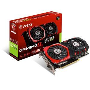 фото MSI GeForce GTX 1050 GAMING X 2G