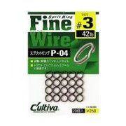 фото Owner Split Ring Fine Wire P-04 00