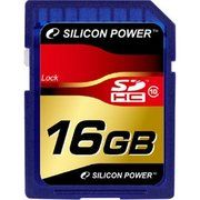 фото Silicon Power 16 GB SDHC Class 10 SP016GBSDH010V10