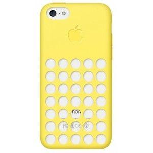 фото Apple iPhone 5c Case - Yellow MF038