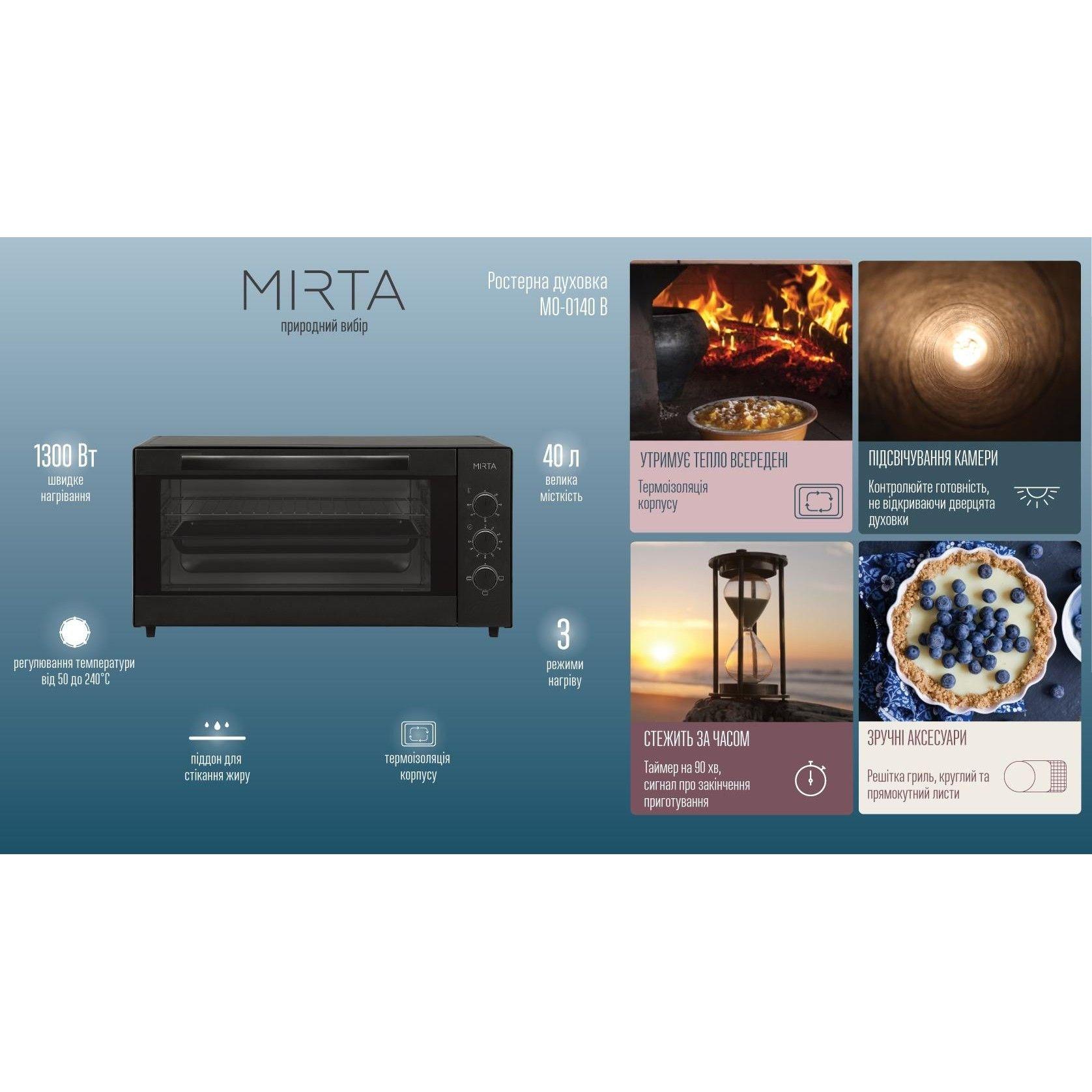 Mirta MO-0140B