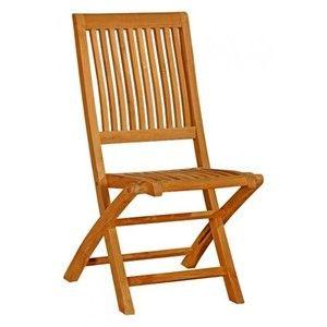 фото Time Eco Тиковый стул раскладной TE-05T (05Т)