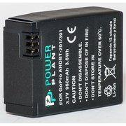 фото PowerPlant Aккумулятор для GoPro Hero 3, AHDBT-201, 301 (960 mAh) - DV00DV1357