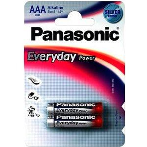 фото Батарейка Panasonic EVERYDAY POWER AAA BLI 2 ALKALINE