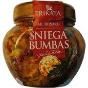 фото Trikata Сыр Снежные шарики с семенами пажитника19% 240г