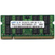 фото Samsung 2 GB SO-DIMM DDR2 800 MHz (M470T5663QZ3-CF7)