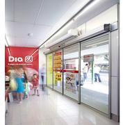 фото Автоматическая раздвижная дверь Manusa Activa (Испания)