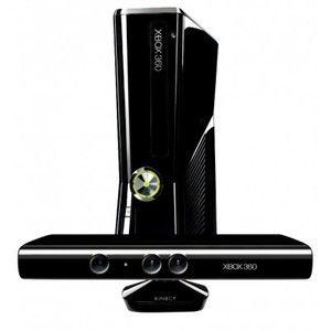 фото Microsoft Xbox 360 Slim 4GB + Kinect