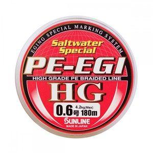 фото Sunline PE-EGI HG (0.104mm 180m 3.3kg)