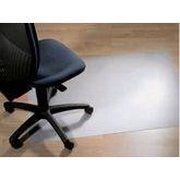 фото Profi Office Защитный коврик PC, для гладкой поверхности, 2,0мм, 91x121см (7300106)