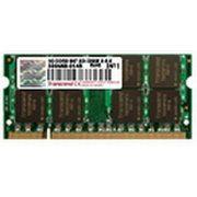 фото Transcend 4 GB (2x2GB) SO-DIMM DDR2 667 MHz (JM667QSU-4GK)