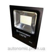 фото Евросвет Прожектор светодиодный уличный 100W 5500Lm SMD Eco ES-100-01 6400К