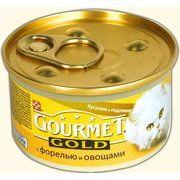 фото Gourmet Gold с форелью и овощами 0,085 кг