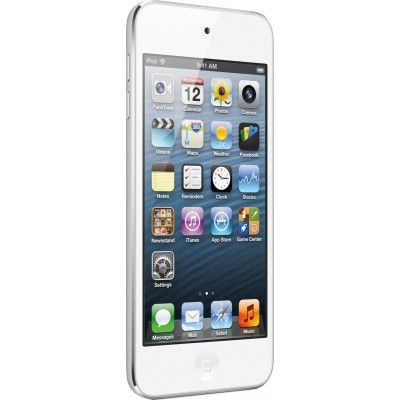 фото Apple iPod touch 5Gen 32GB White&Silver (MD720)