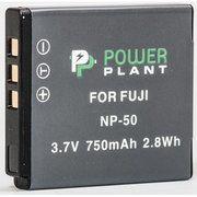 фото PowerPlant Aккумулятор для Kodak KLIC-7004, Fuji NP-50 (750 mAh) - DV00DV1223