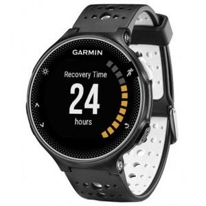 фото Garmin Forerunner 230 Black and White Watch Only (010-03717-44)