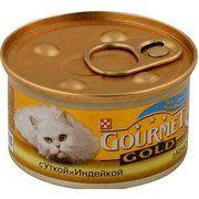 фото Gourmet Gold с уткой и индейкой 0,085 кг