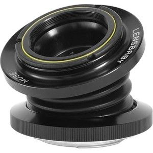 фото Lensbaby Muse with Double Glass Optic (LBM2N)