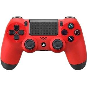 фото Sony Dualshock 4 (Red)