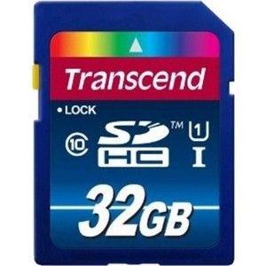 фото Transcend 32 GB SDHC UHS-I Premium TS32GSDU1