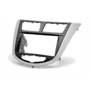 фото Carav Переходная рамка 2DIN для Hyundai Solaris, i25, Accent, Verna 2010+ 11-105