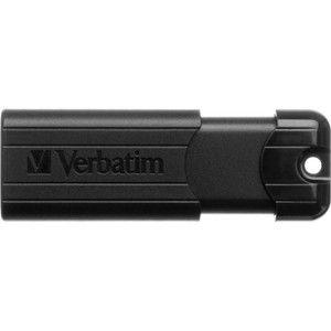фото Verbatim 256 GB PinStripe Black USB 3.0 (49320)