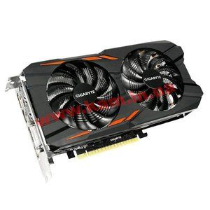 фото GIGABYTE GeForce GTX 1050 Windforce OC 2G (GV-N1050WF2OC-2GD)