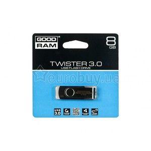 фото GOODRAM 8 GB Twister USB 3.0 PD8GH3GRTSKR9