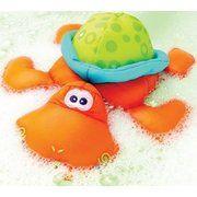 фото Playgro Игрушка-брызгалка для ванной Черепашка (0102097)