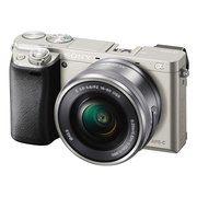 фото Sony Alpha A6000 kit(16-50mm + 55-210mm) Silver