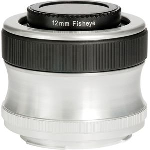 фото Lensbaby Scout with Fisheye (LBSFEP)