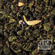 фото Aromisto Зел ный ароматизированный чай Сливовое очарование 50g