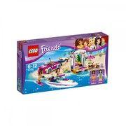 фото LEGO Friends Скоростной катер Андреа 309 деталей (41316)