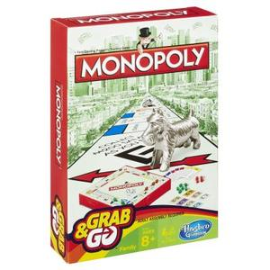 фото Hasbro Дорожная игра Монополия (B1002)