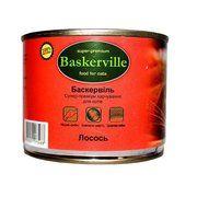 фото Baskerville с лососем 200 г