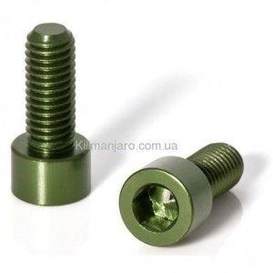 фото XLC Болты крепления флягодержателя 2шт. комплект, зеленый (2503215008)