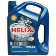 фото Shell Helix HX7 10W-40 4л